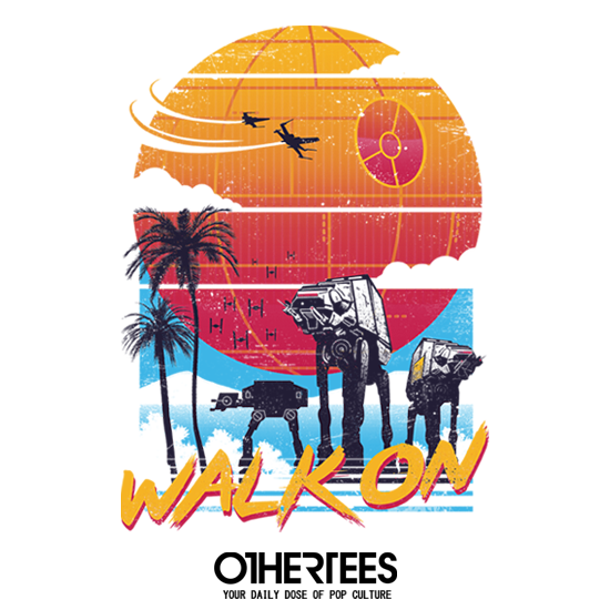 OtherTees: Walk On