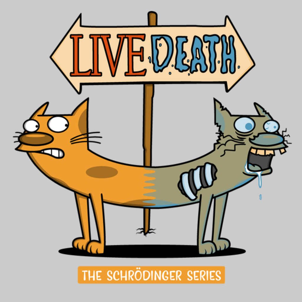 NeatoShop: The Schrödinger Series!