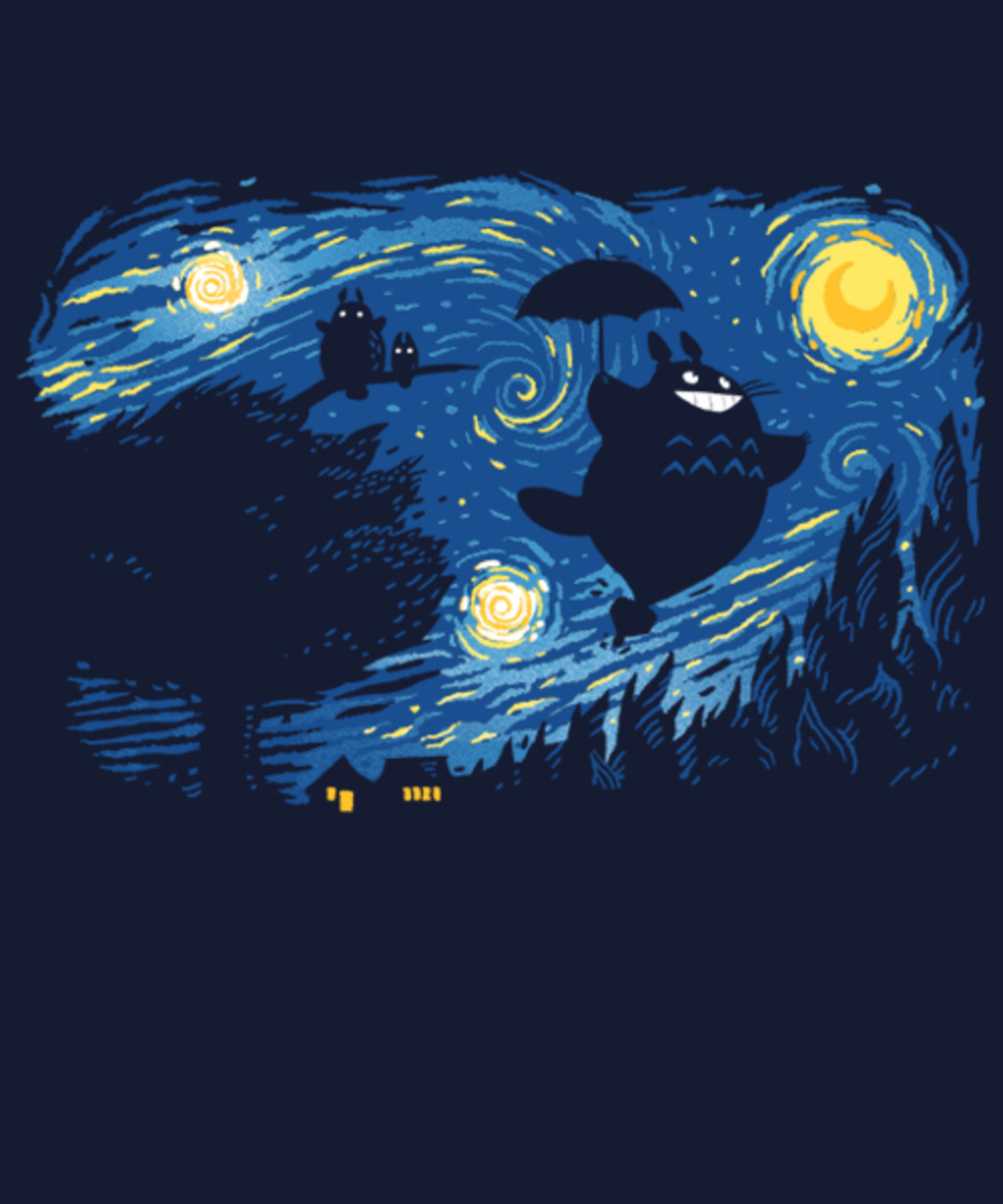 Qwertee: A Night for Spirits