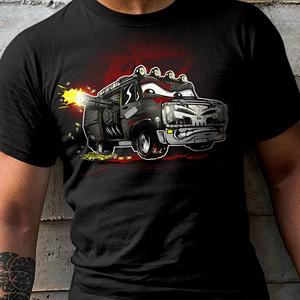 teeVillain: War Wagon