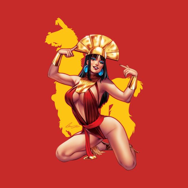 TeePublic: Empress's New Groove