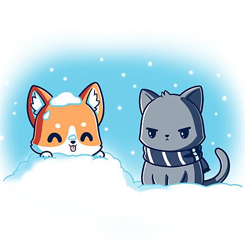 TeeTurtle: Snow Pals