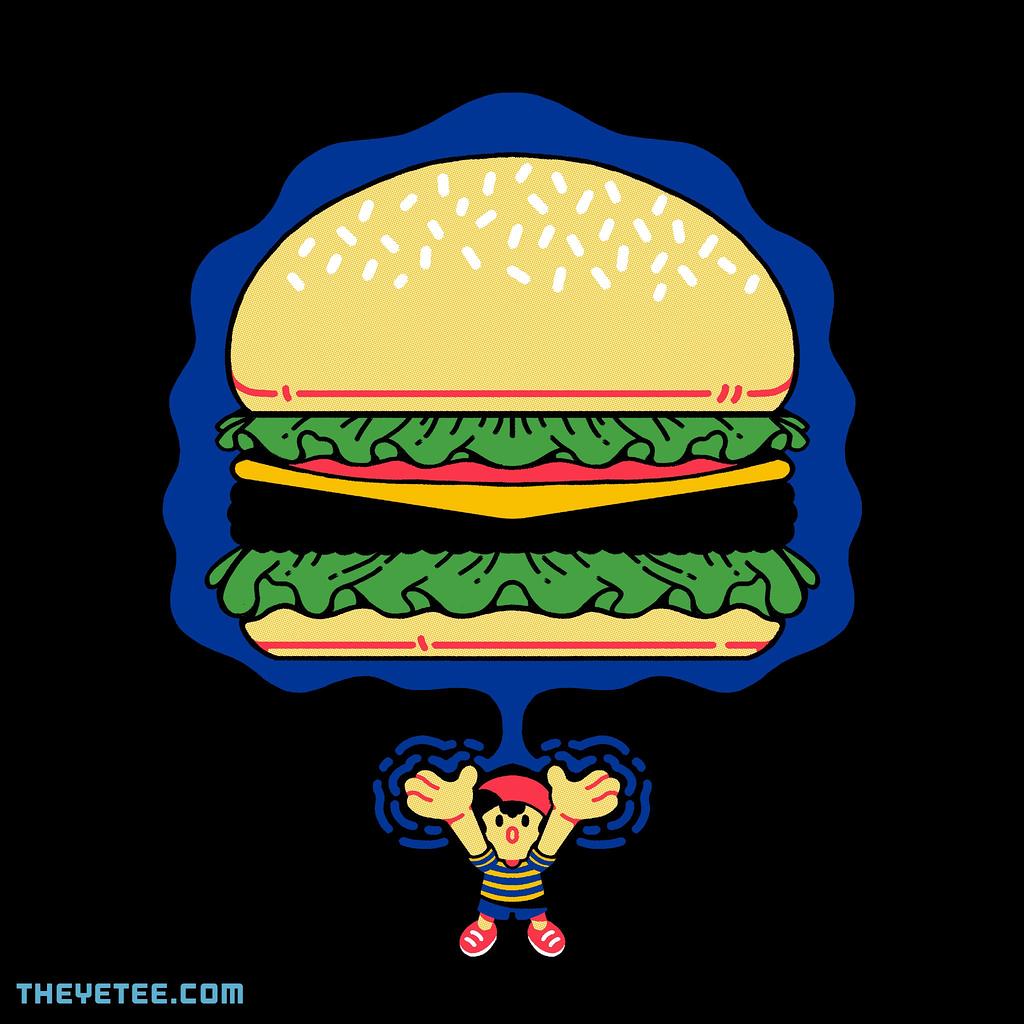 The Yetee: Psychic Burger