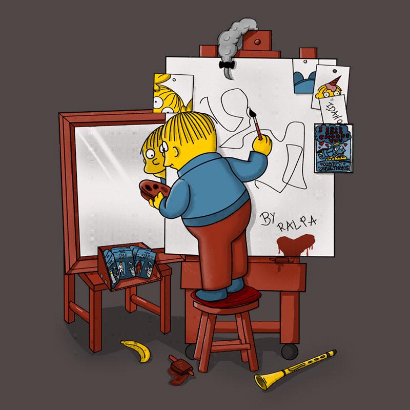 Pampling: El autorretrato de Ralph