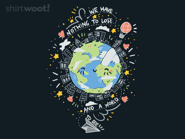 Woot!: Travelers - $15.00 + Free shipping