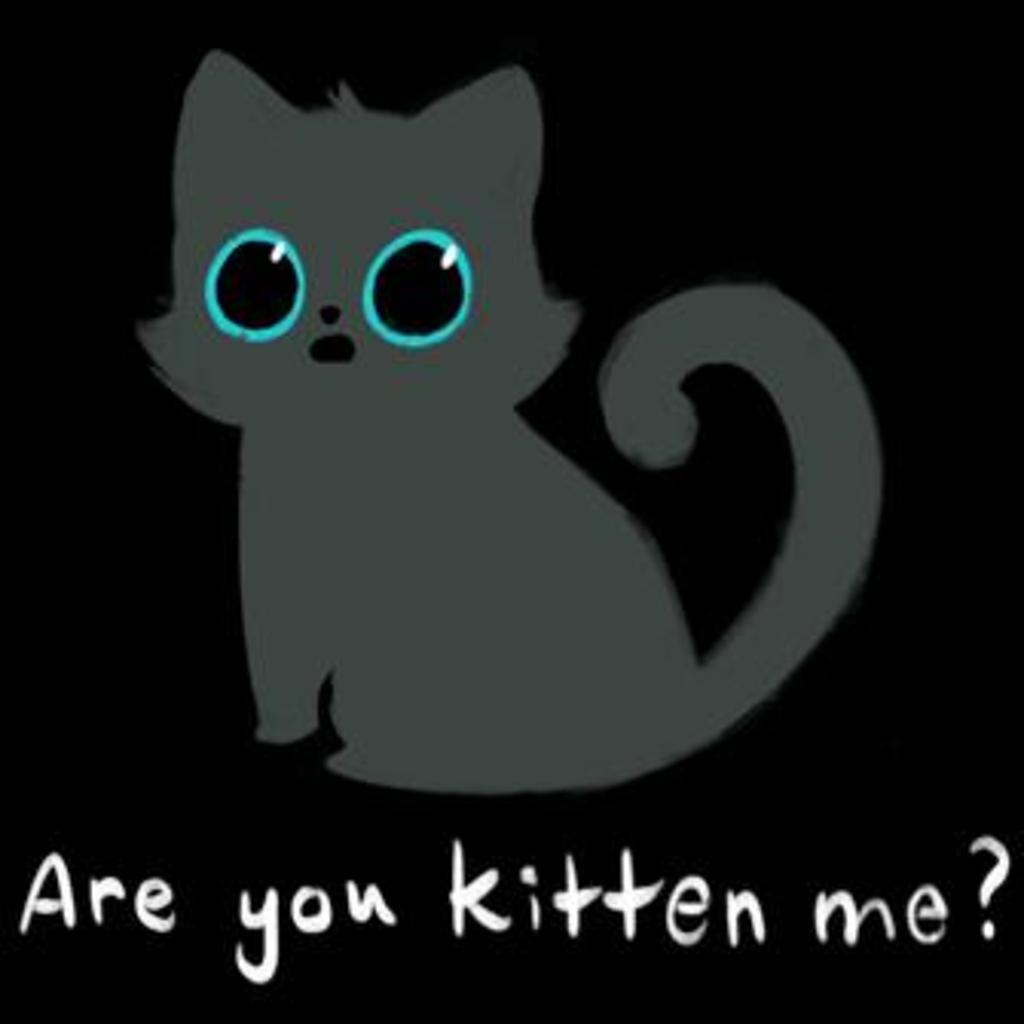 TeeTurtle: Are You Kitten Me?