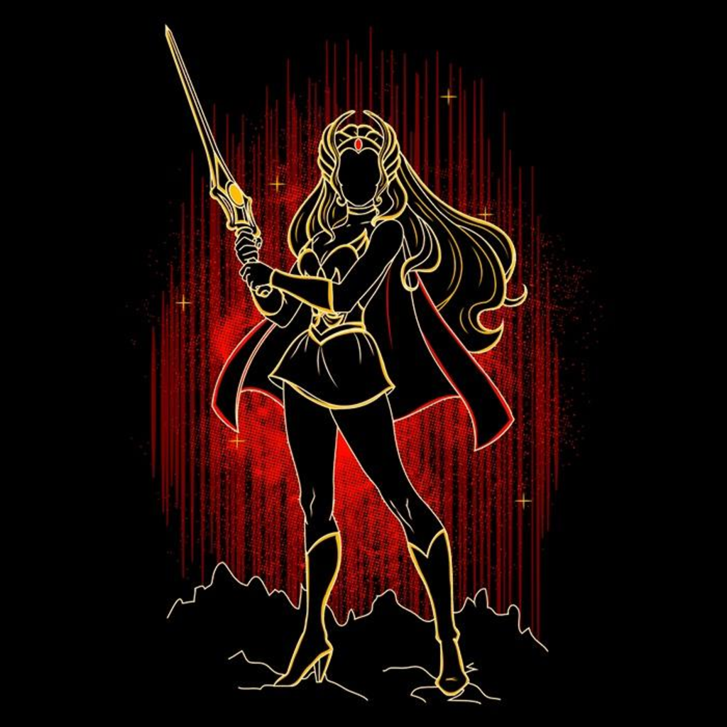 Once Upon a Tee: Shadow of Adora