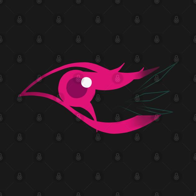 TeePublic: Mystic Messenger Mint Eye Symbol (ray choi ver)