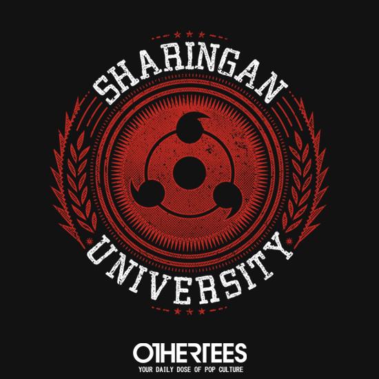 OtherTees: Sharingan University