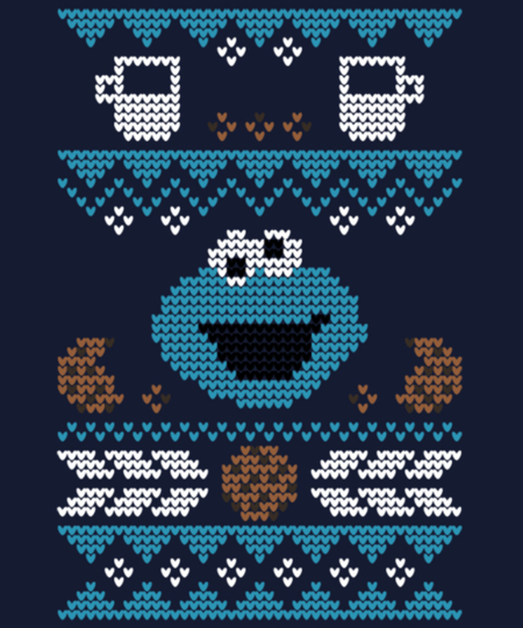 Qwertee: C is for Cookie!