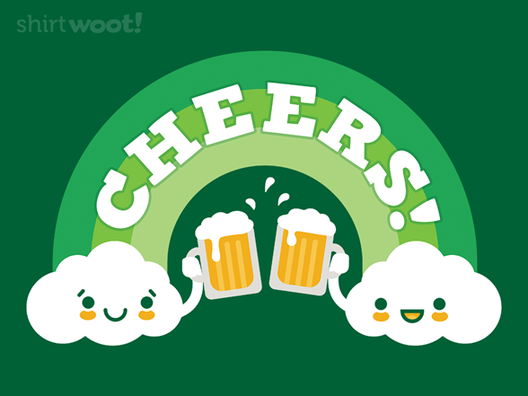 Woot!: Cheers to Beers