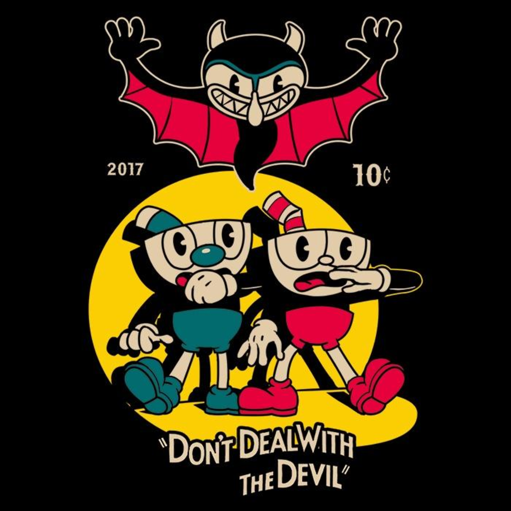 Once Upon a Tee: Devil's Will
