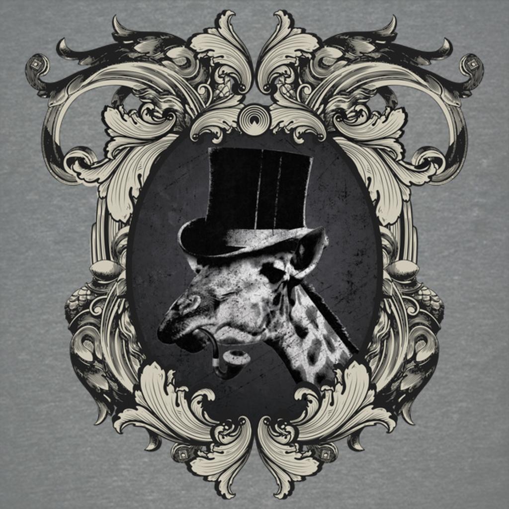 NeatoShop: Fancy Giraffe
