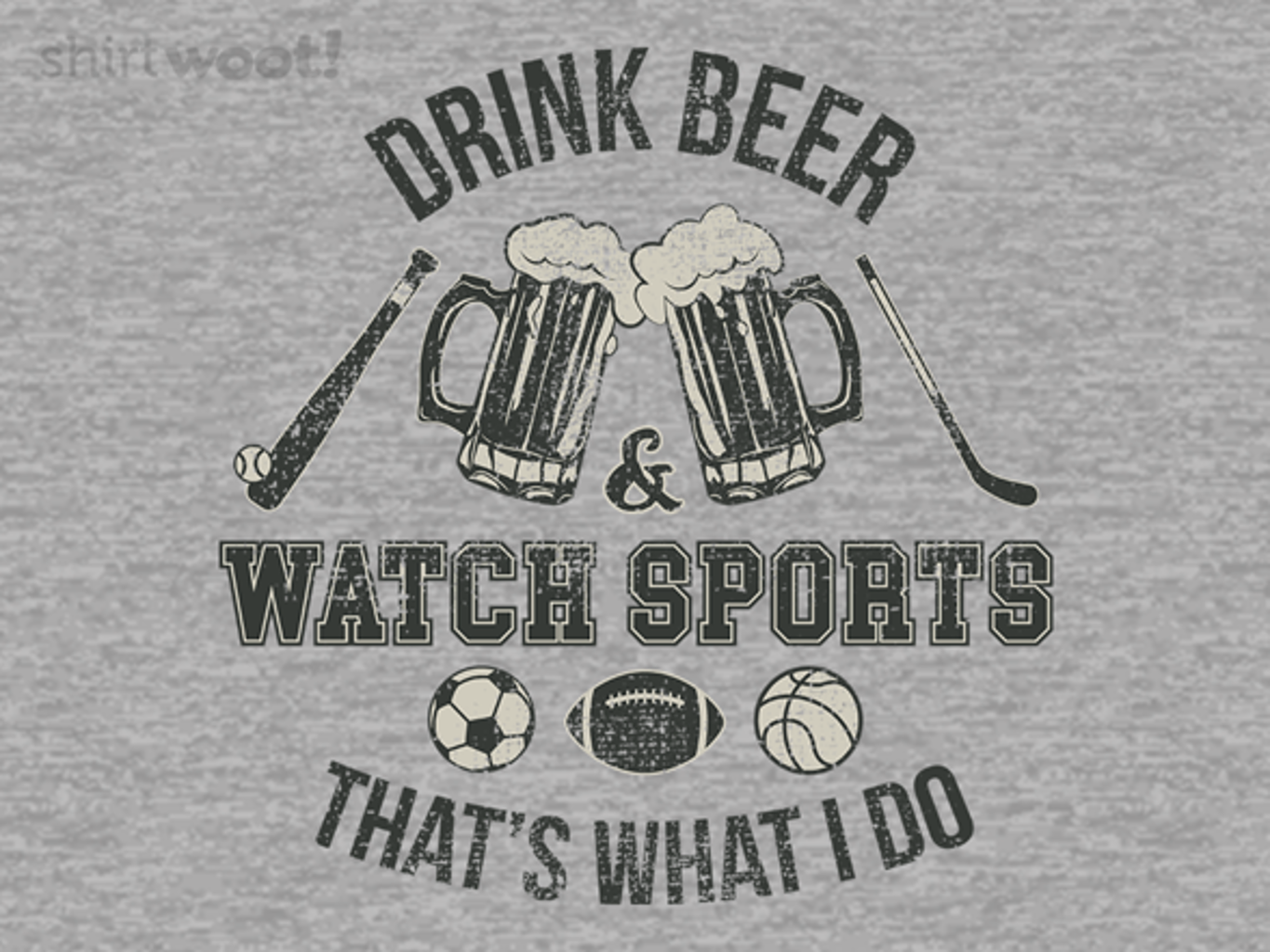 Woot!: I Drink & Watch
