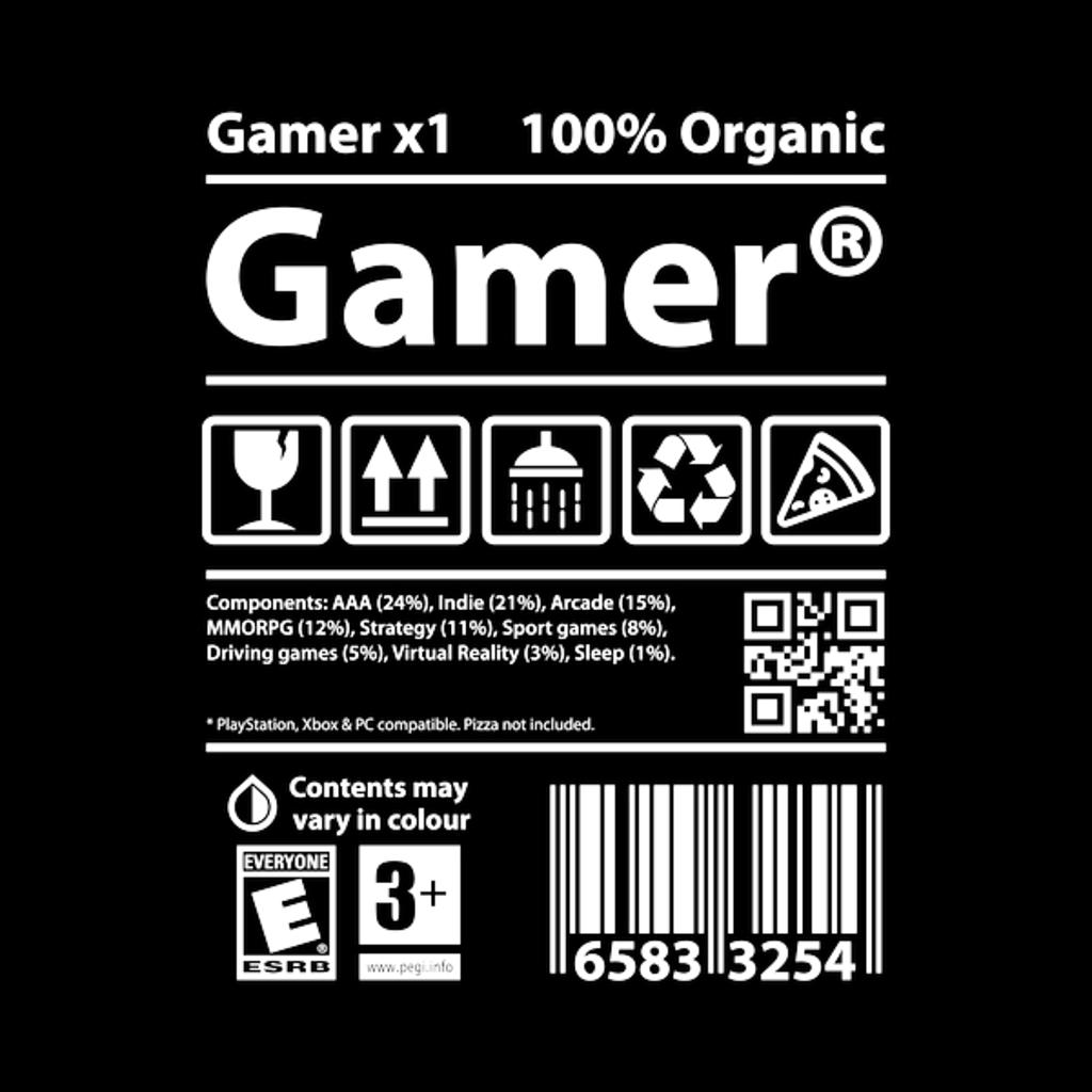 NeatoShop: Gamer