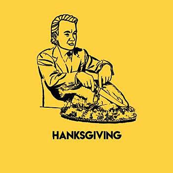 BustedTees: Hanksgiving