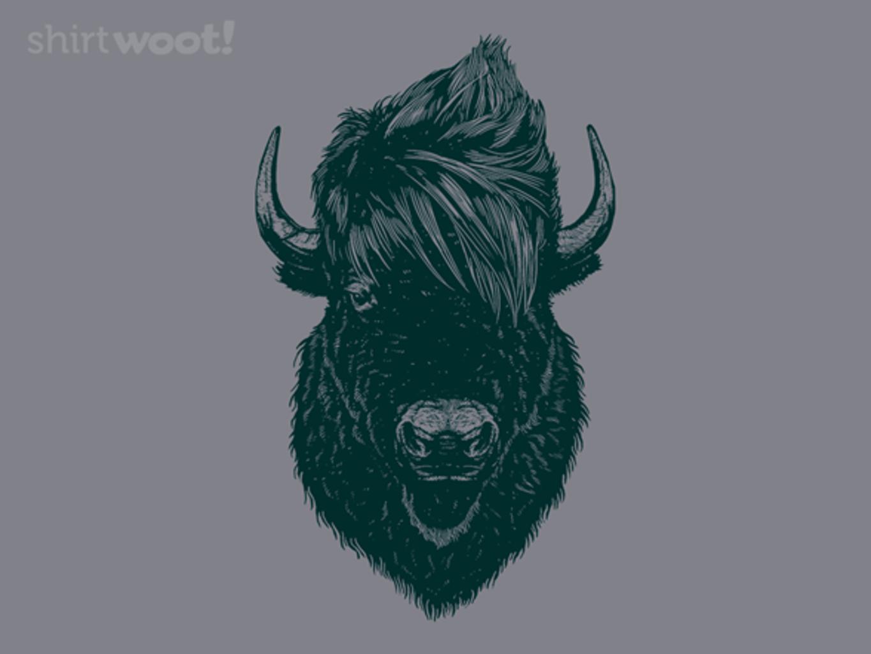Woot!: Mohawk Buffalo