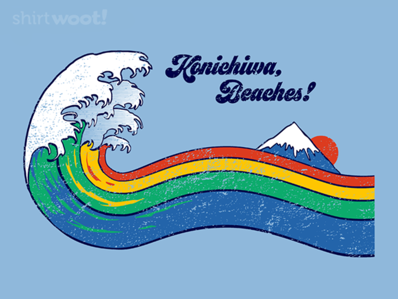 Woot!: Konichiwa! - $15.00 + Free shipping