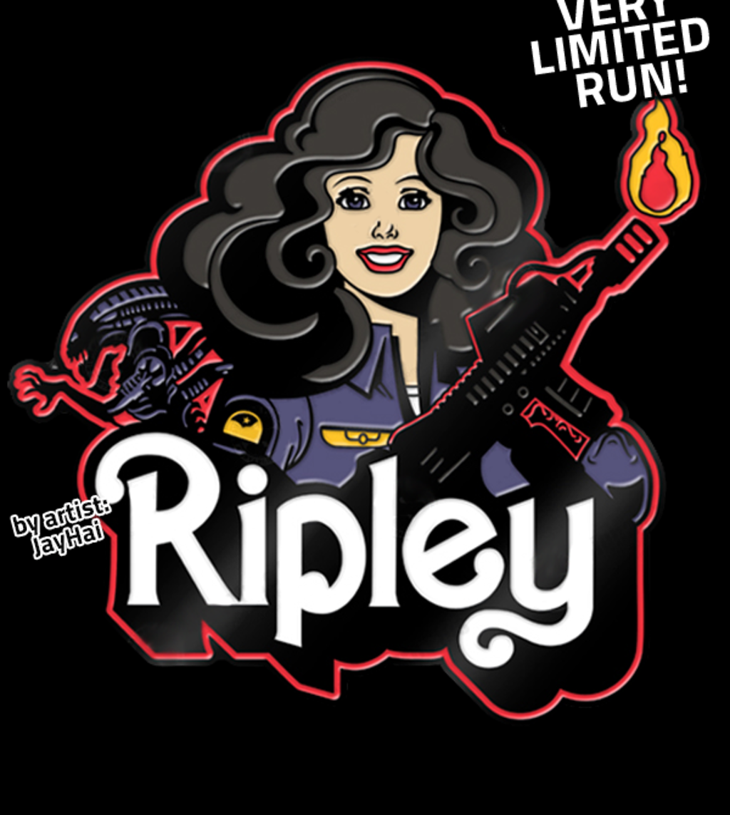 teeVillain: Ripley PIN