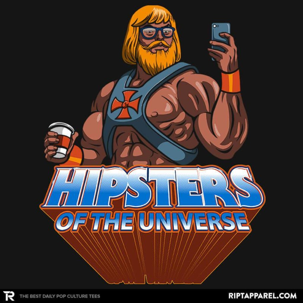 Ript: Hipsters Of The Universe
