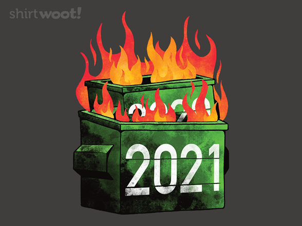 Woot!: Double Dumpster Fire