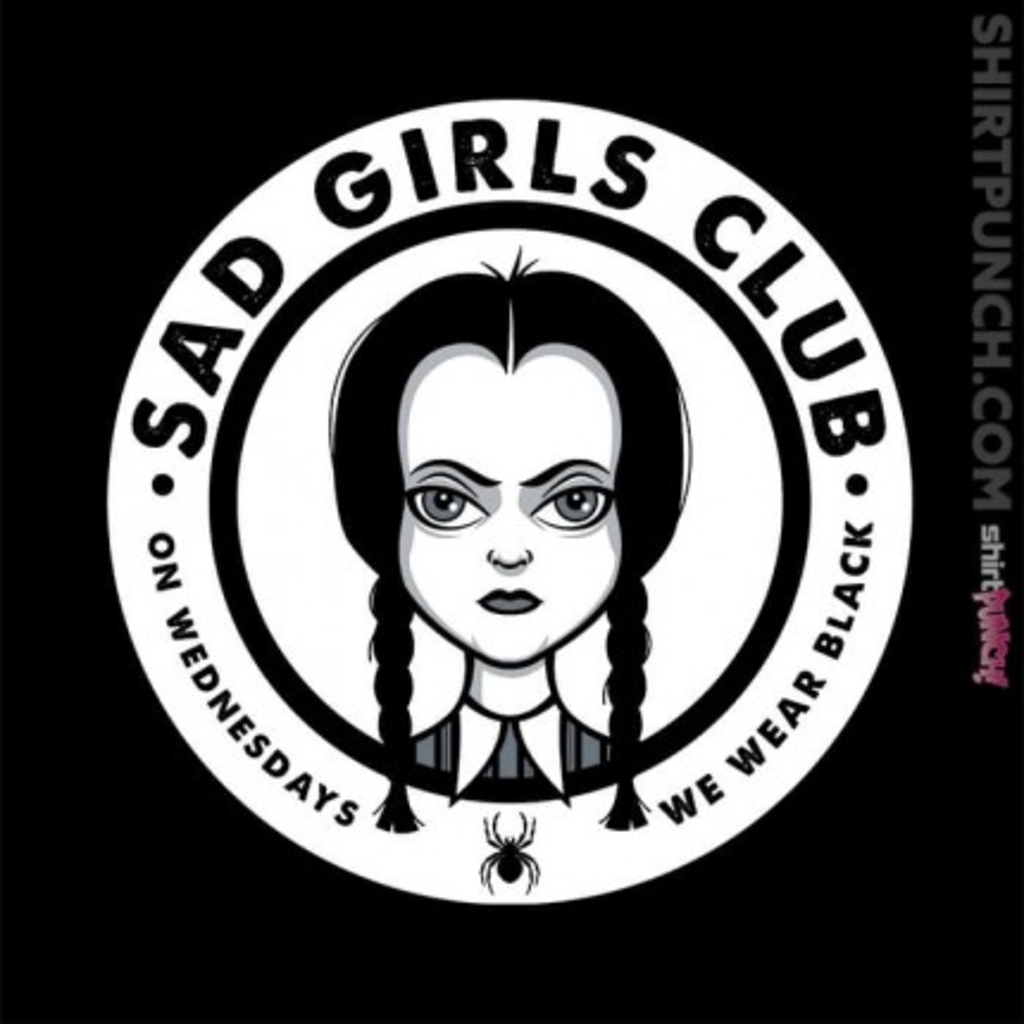 ShirtPunch: Sad Girls Club