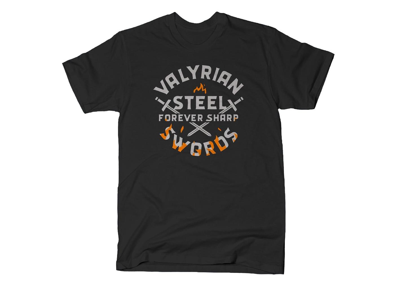 SnorgTees: Valyrian Steel Swords