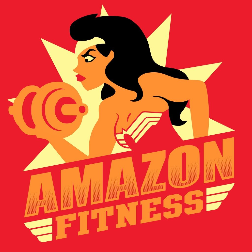 Pop-Up Tee: Amazon Fitness