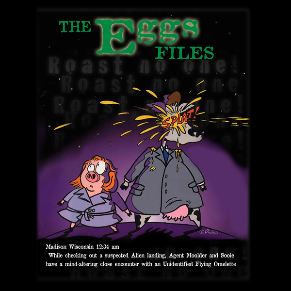 NeatoShop: The Eggs Files UFO