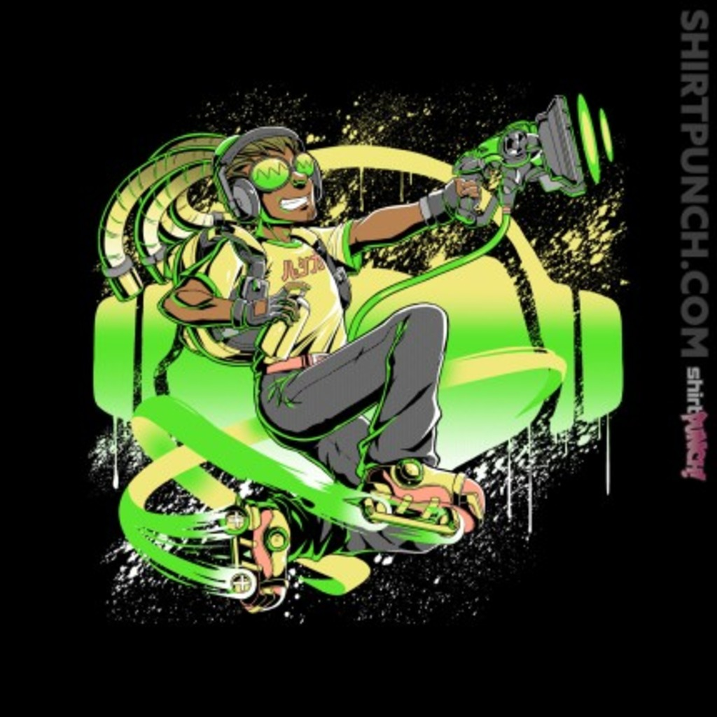 ShirtPunch: Jet Set Lucio