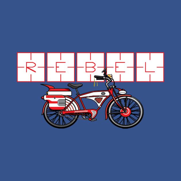 TeePublic: Rebel