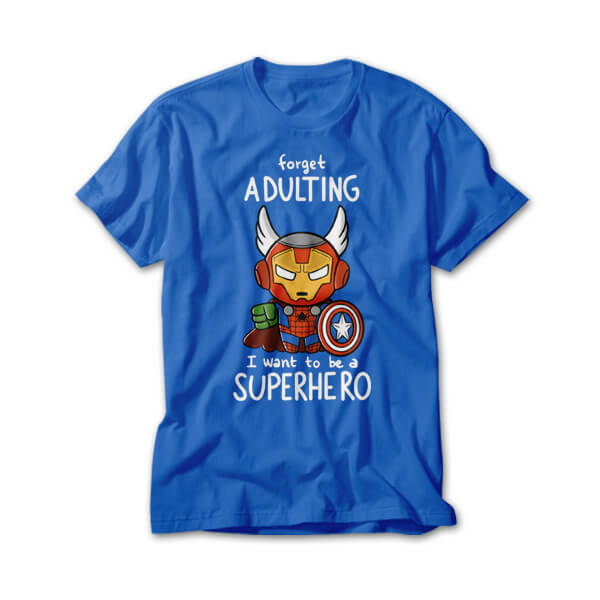 OtherTees: Forget Adulting