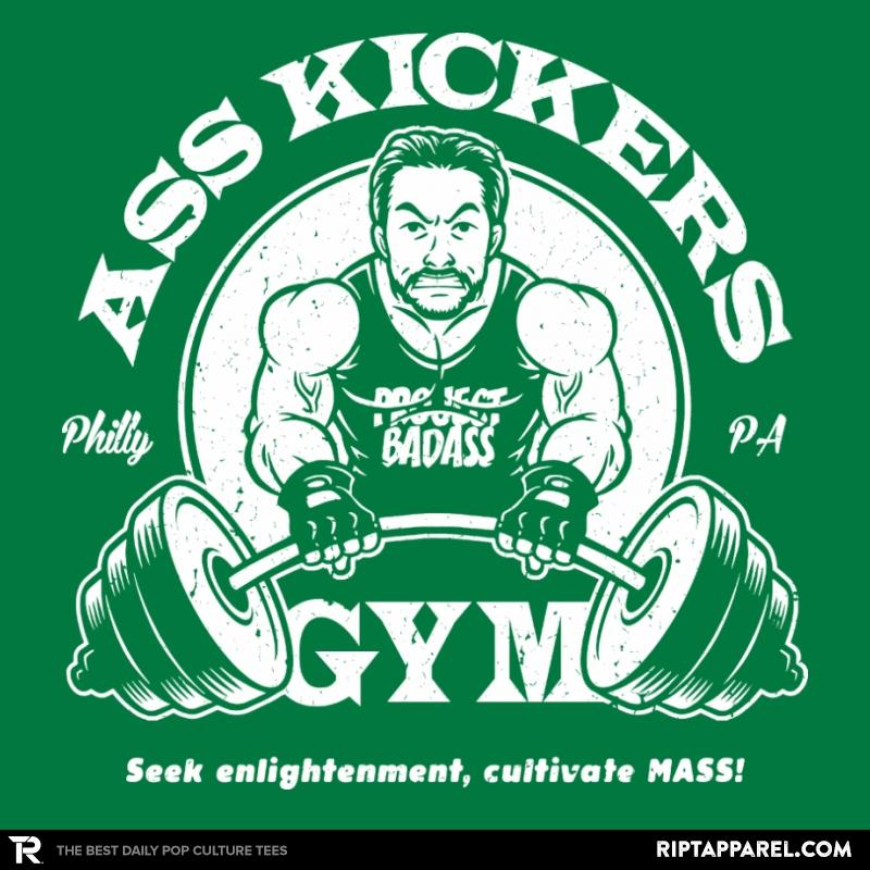 Ript: Ass Kickers Gym