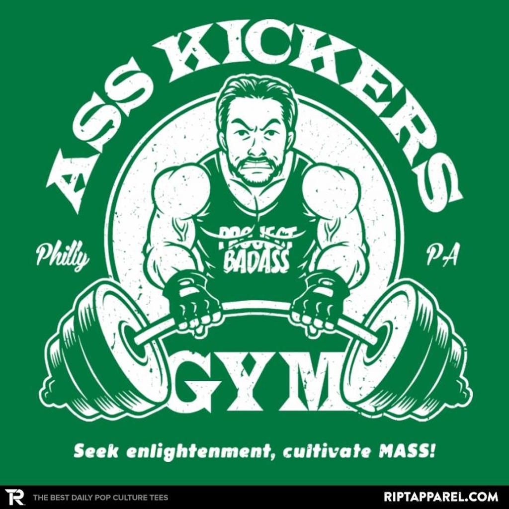 Ript: Ass Kickers Gym
