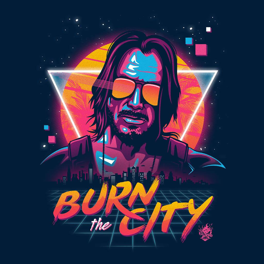 TeeTee: Burn the City