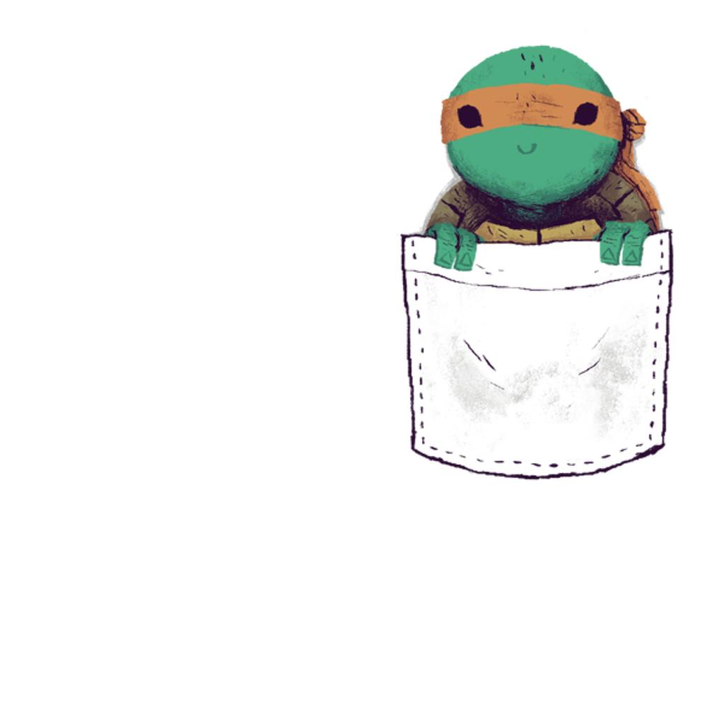NeatoShop: mikey pocket tee