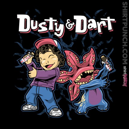 ShirtPunch: Dusty & Dart