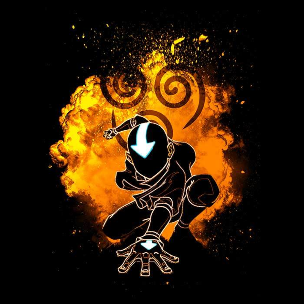 Once Upon a Tee: Soul of Aang