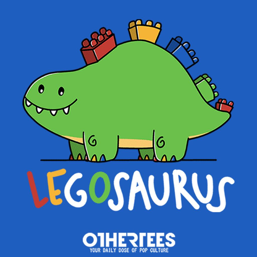 OtherTees: Legosaurus
