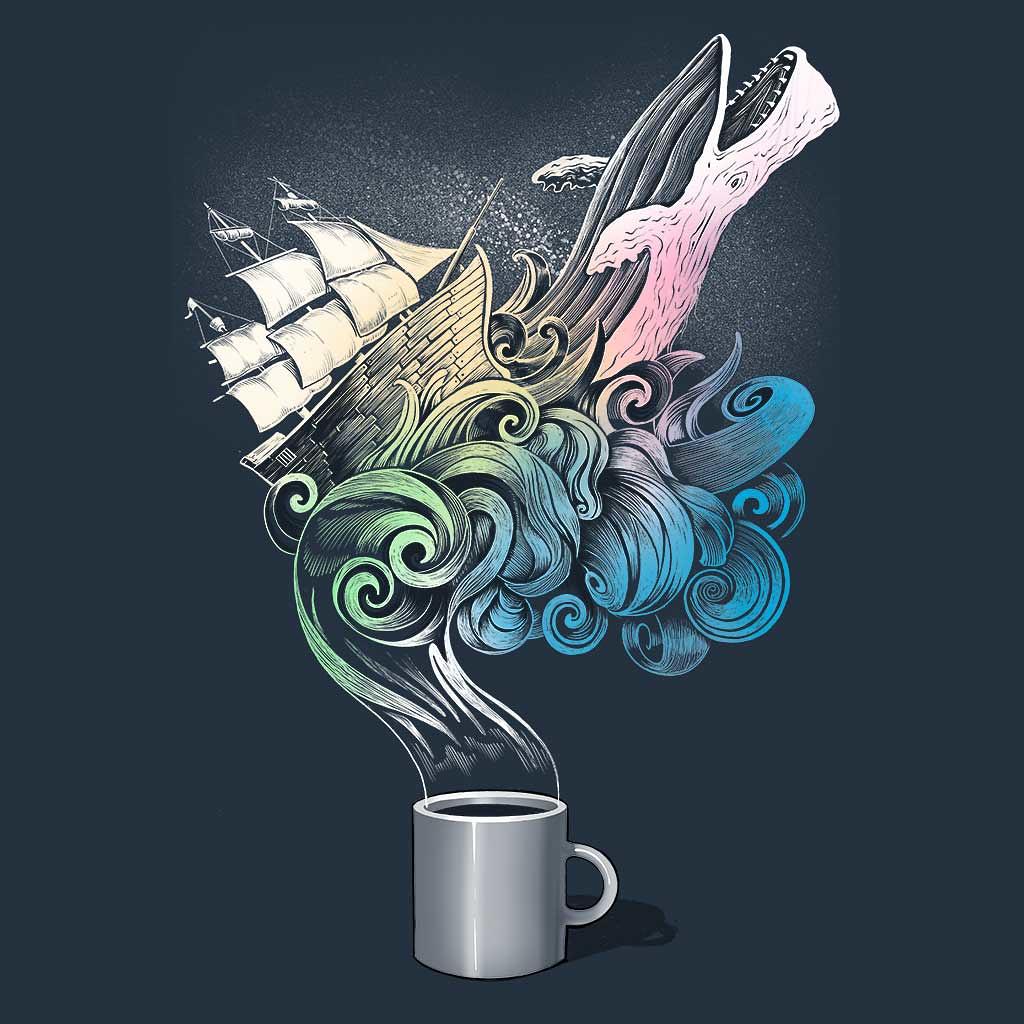 TeeTee: Into Coffee
