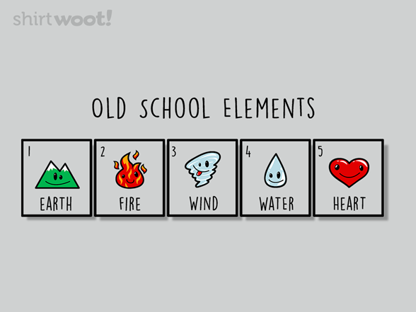 Woot!: Old School Elements