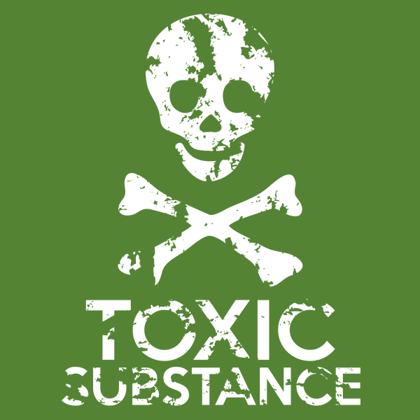 NeatoShop: Toxic Substance Sign