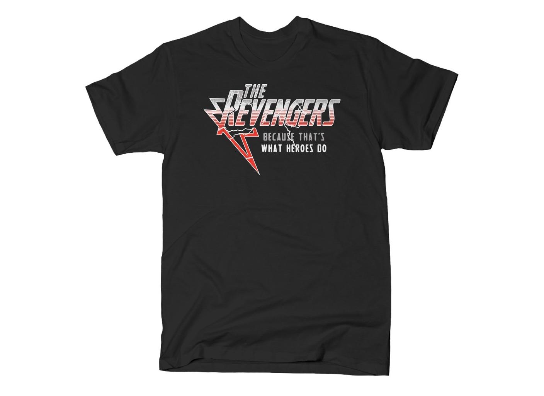 SnorgTees: The Revengers