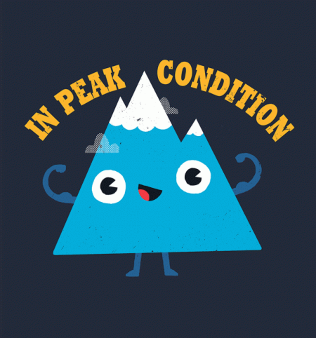 BustedTees: Peak Condition