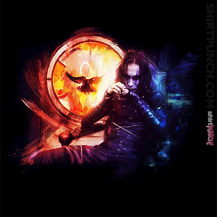 ShirtPunch: The Crow