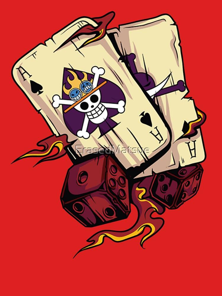 RedBubble: One Piece - Portgas D. Ace