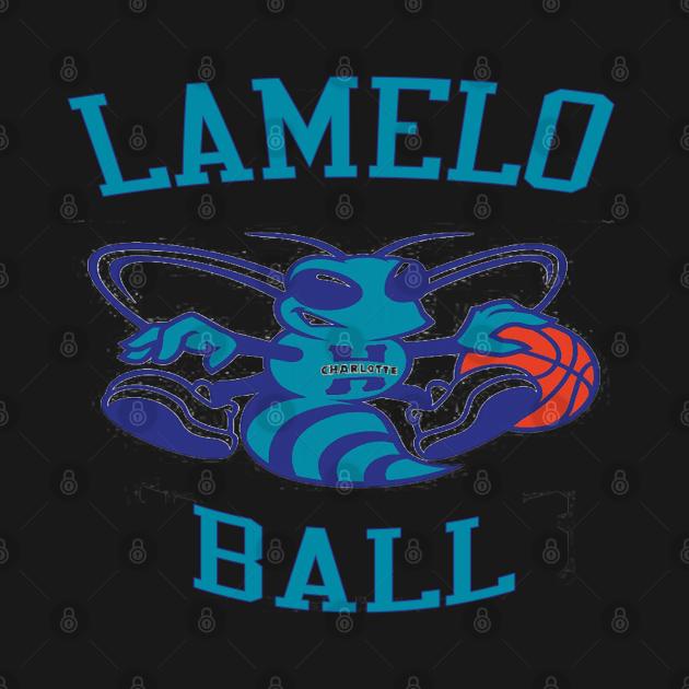 TeePublic: Lamelo Ball in Charlotte
