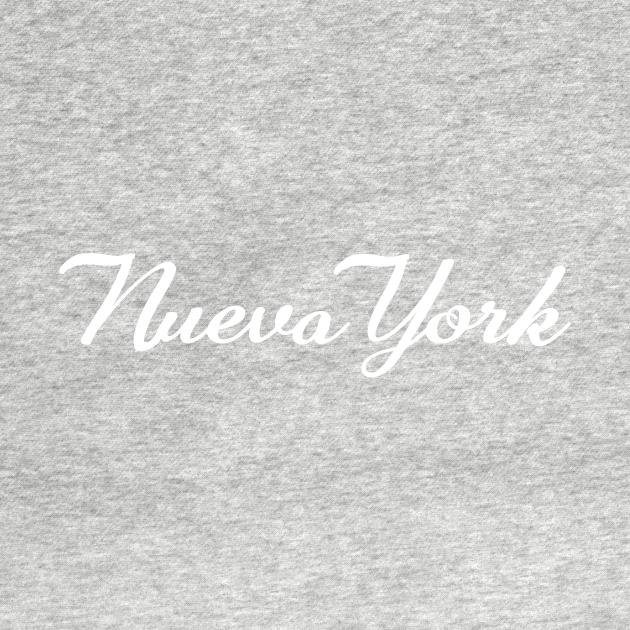 TeePublic: Nueva York In The Heights
