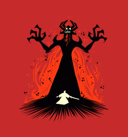 BustedTees: Master of Darkness