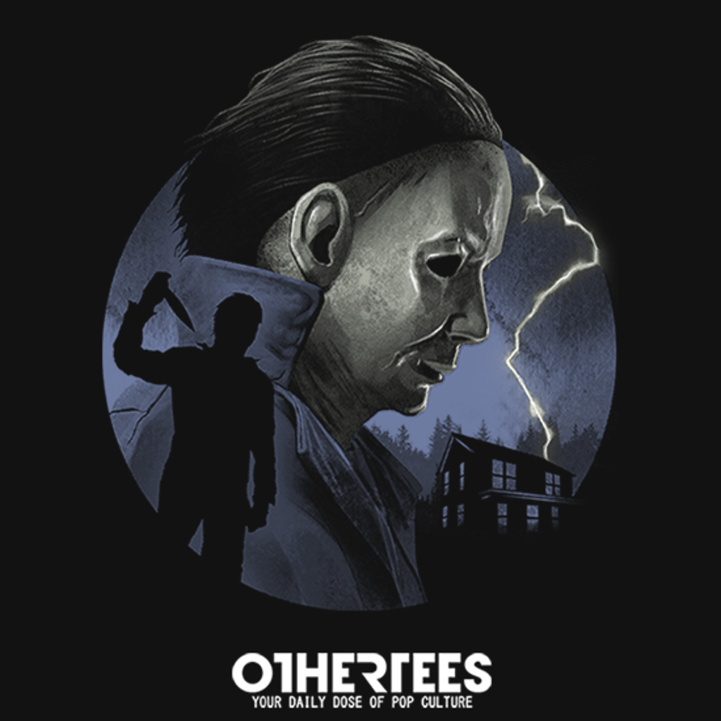 OtherTees: The Shaped Slasher
